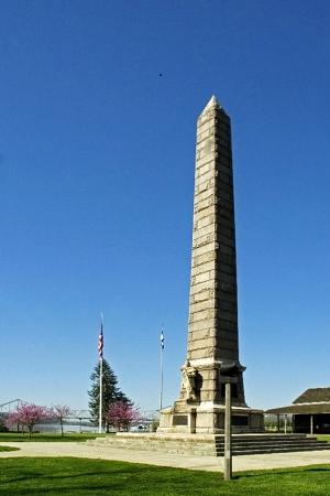 Point Pleasant monument