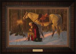Copy of painting by Friberg for sale at mountvernon.org